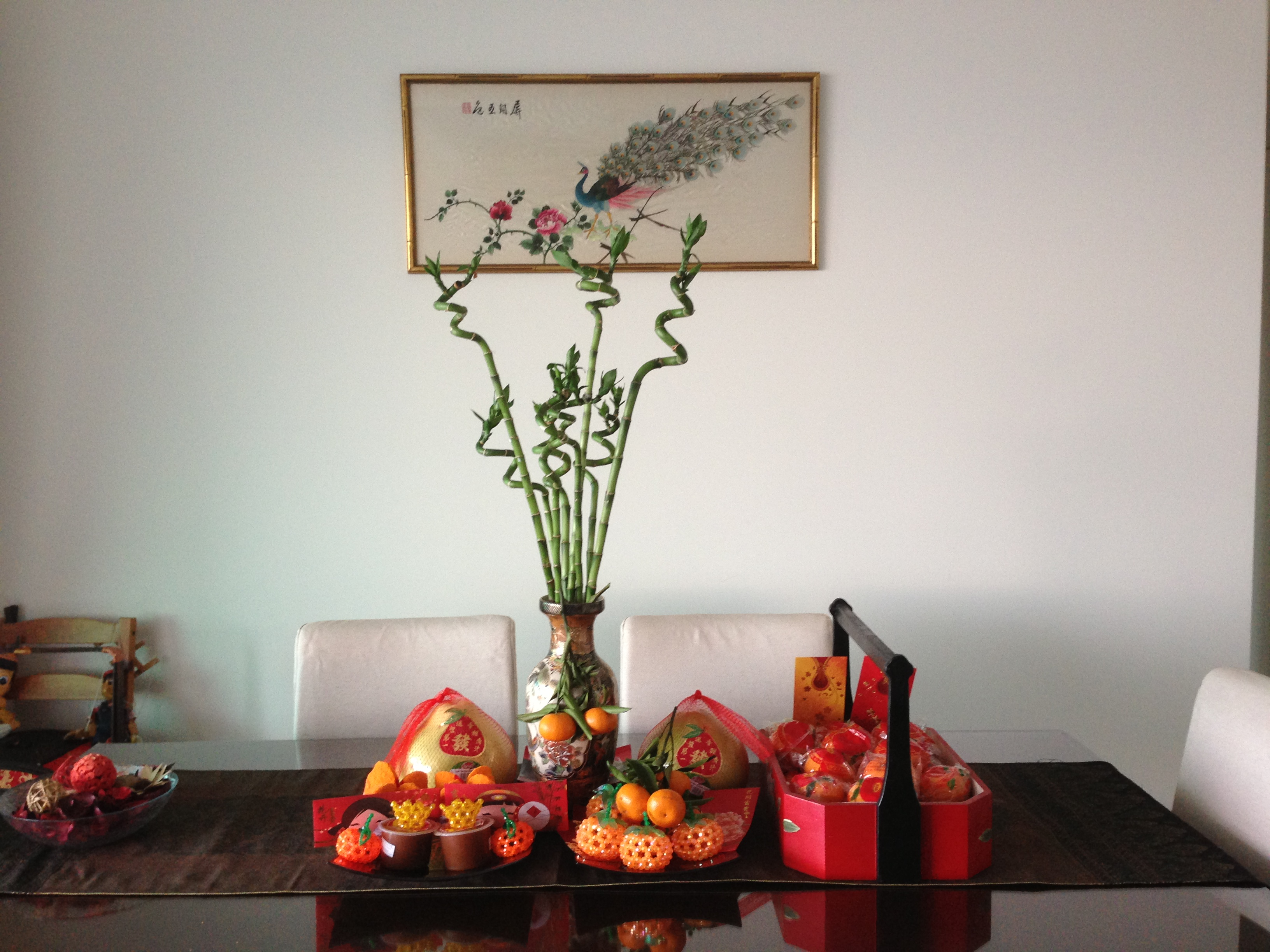 how to decorate your home for chinese new year new year 2013 reunion dinner jaymoylovesfood 13731