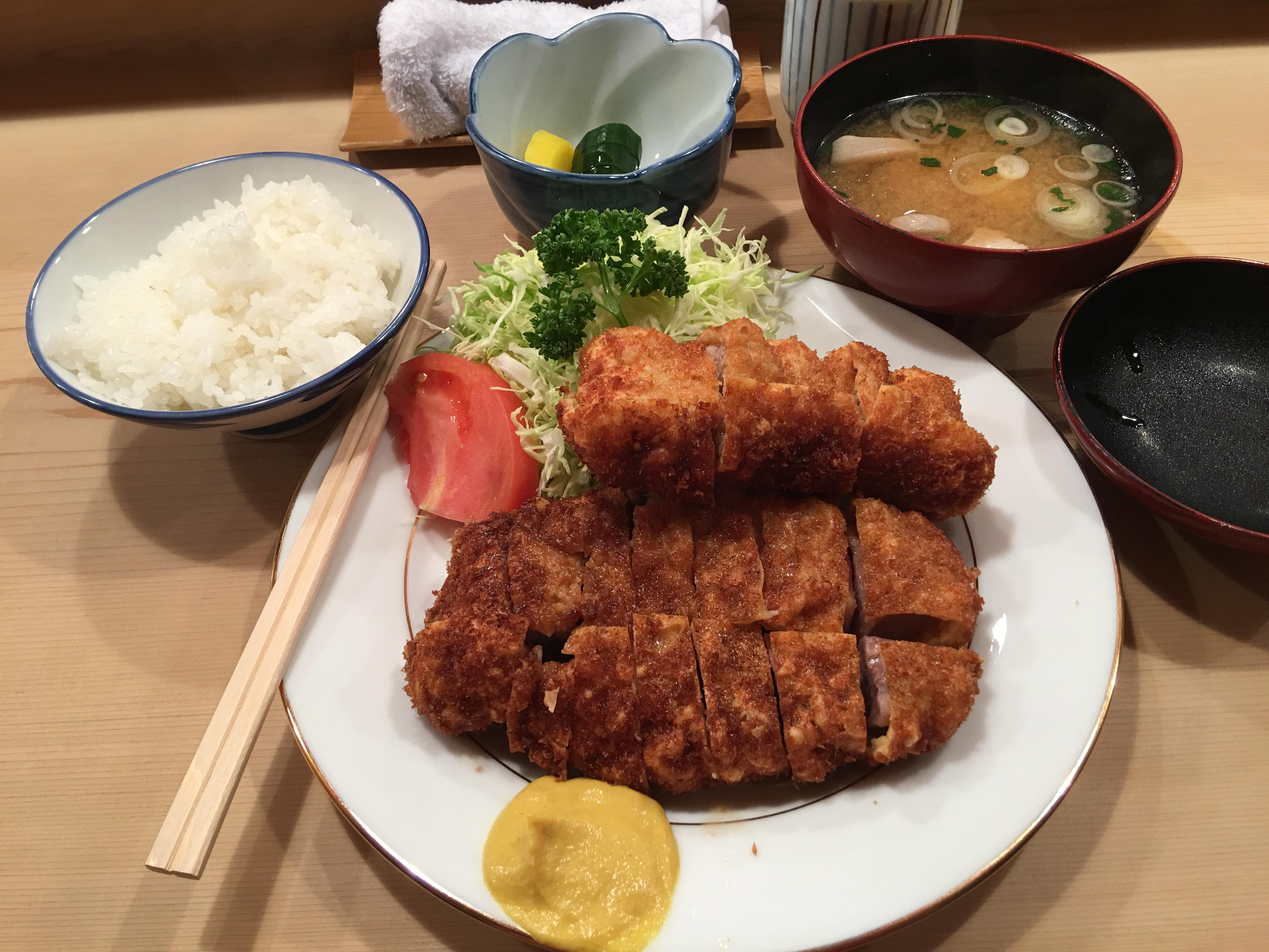 とんかつ とんき Tonki – Meguro, Tokyo