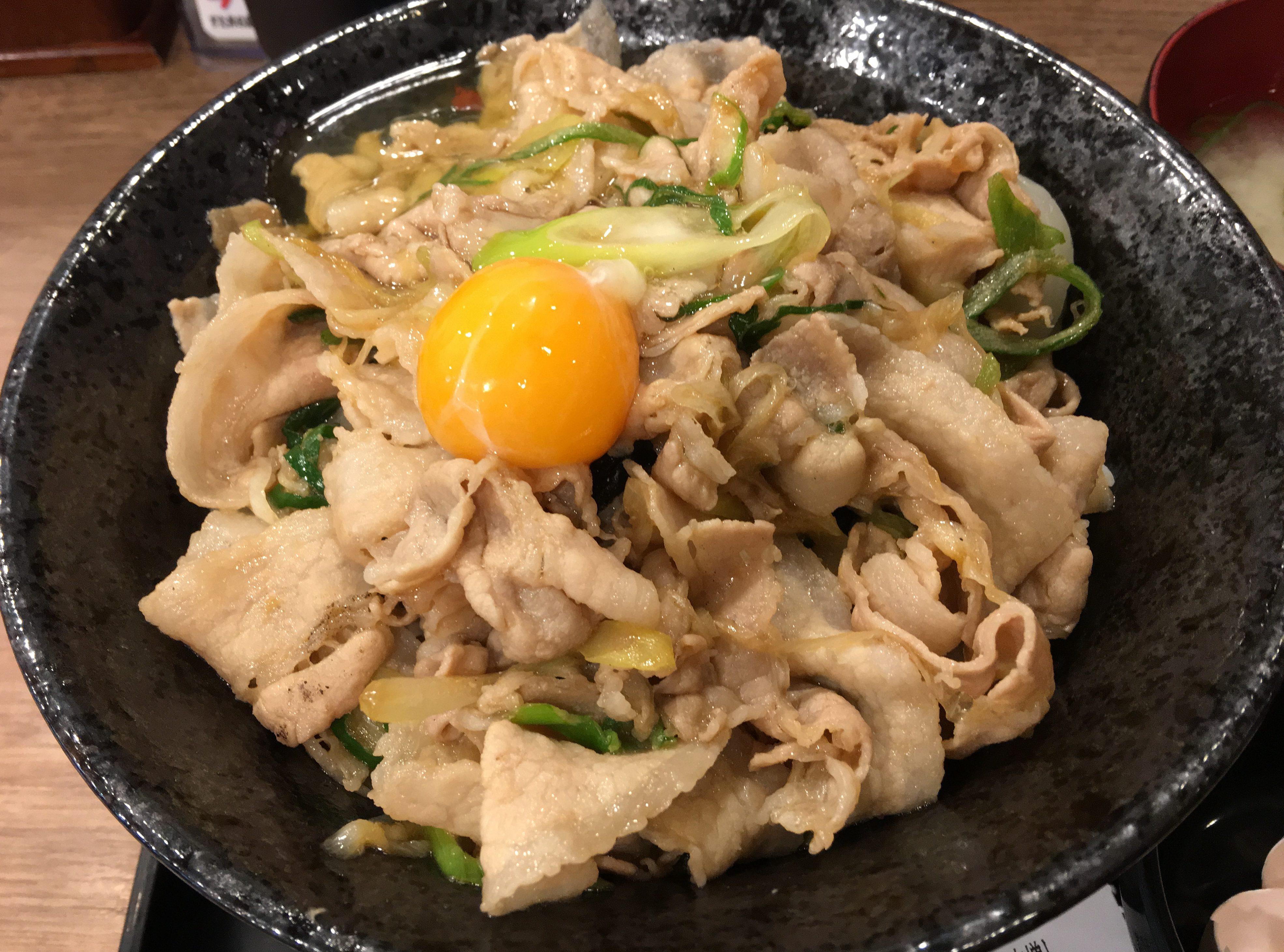 伝説のすた丼屋 亀戸店 – Shinagawa