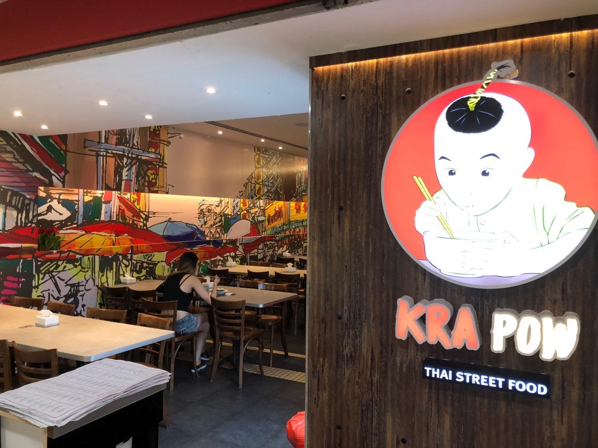 Kra Pow Thai serves value-for-money Thai street food in Singapore